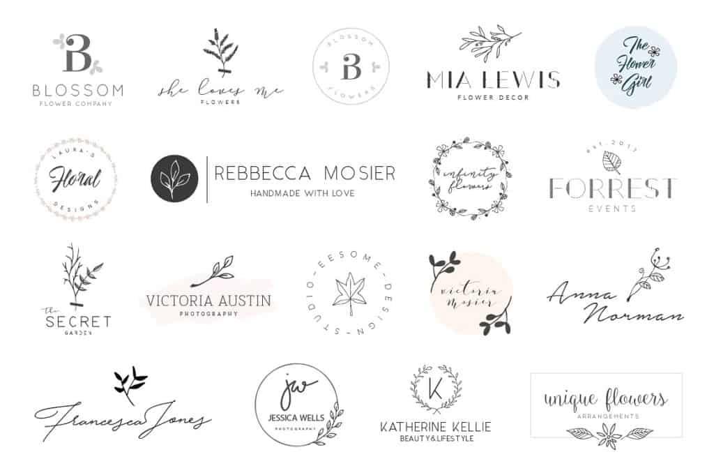 Logo Design Inspiration - Eesomedesign