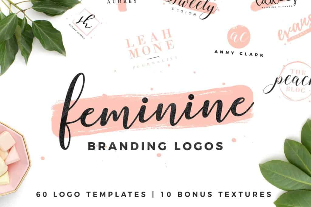 Feminine Logo Inspiration Ideas