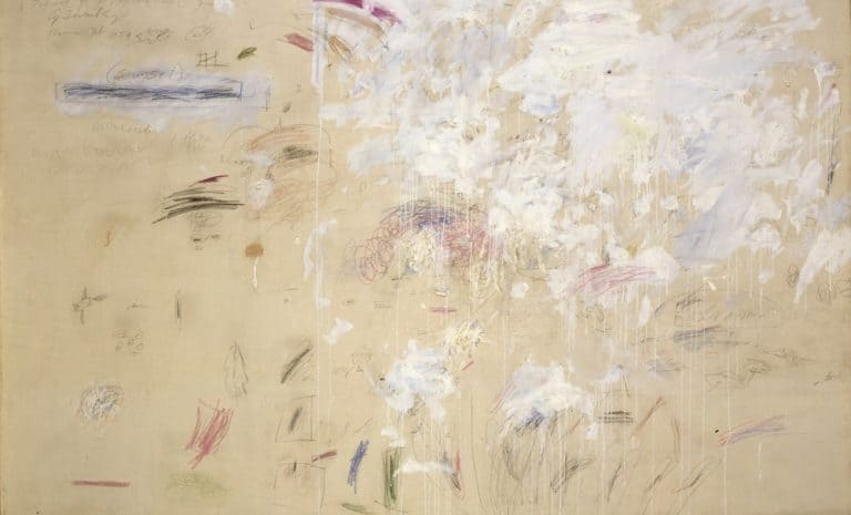 Cy Twombly Art