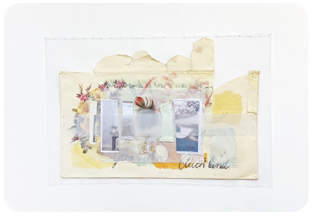 Collage Art - Linden Eller
