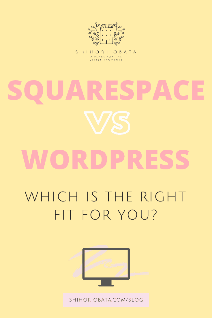 Squarespace vs WordPress: The pros and cons of Squarespace and WordPress - Choose which one is the best for you