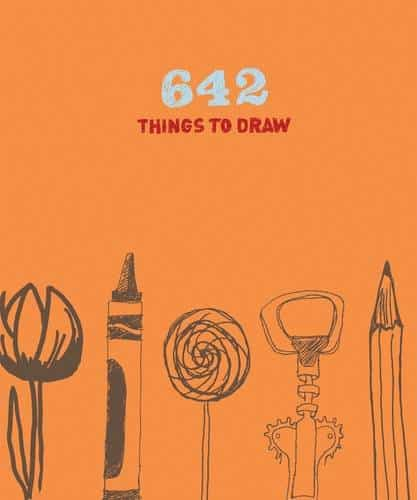 642 Things to Draw Book