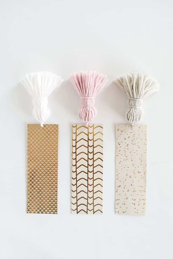 DIY Crafts to Make and Sell - Bookmarks