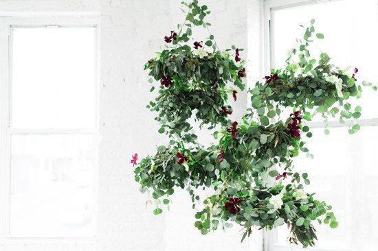 Things to make and sell - floral chandelier