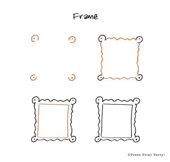How to Draw a Frame