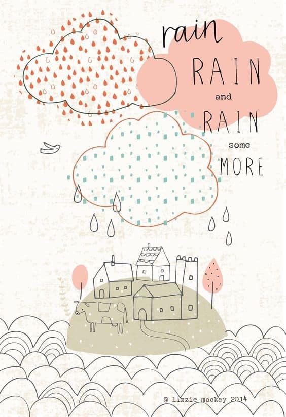 Things to Draw - Rain