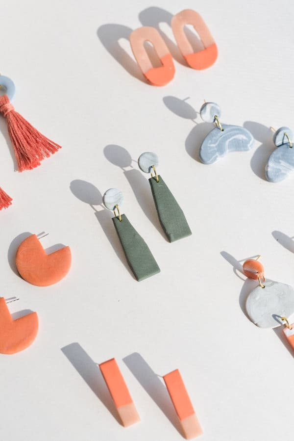 Crafts to make and sell - clay jewelry