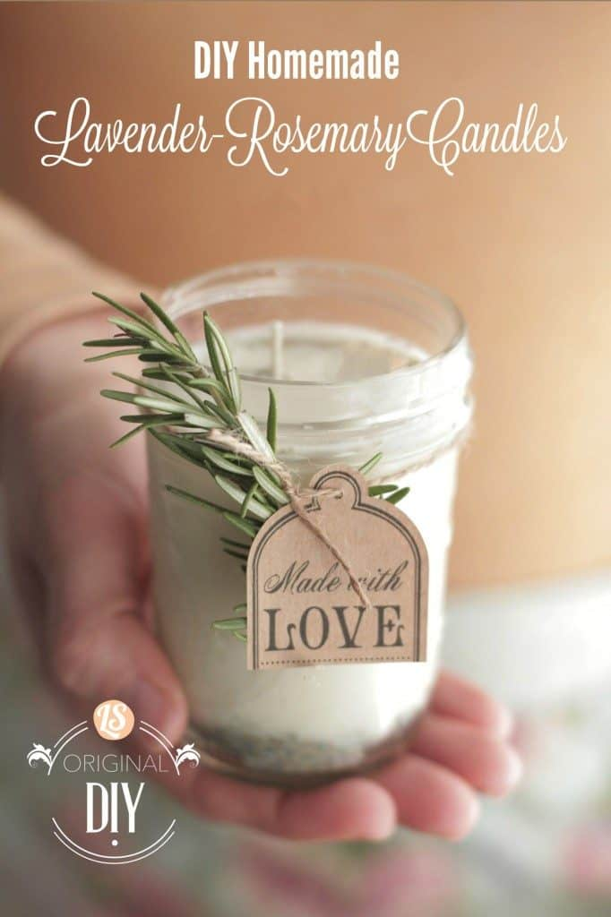 How to Make Homemade Candles- Thing to Make and Sell