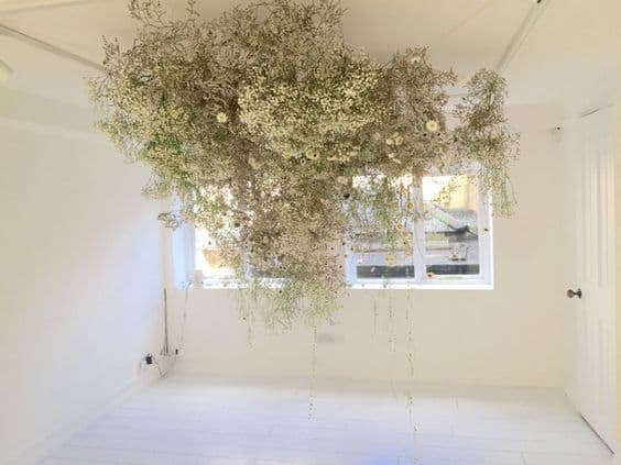 Rebecca Louise Law - Light and Dark Floral Arrangement