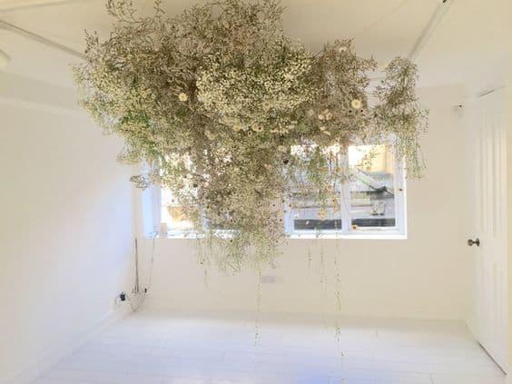 Rebecca Louise Law - Light and Dark Floral Arrangement