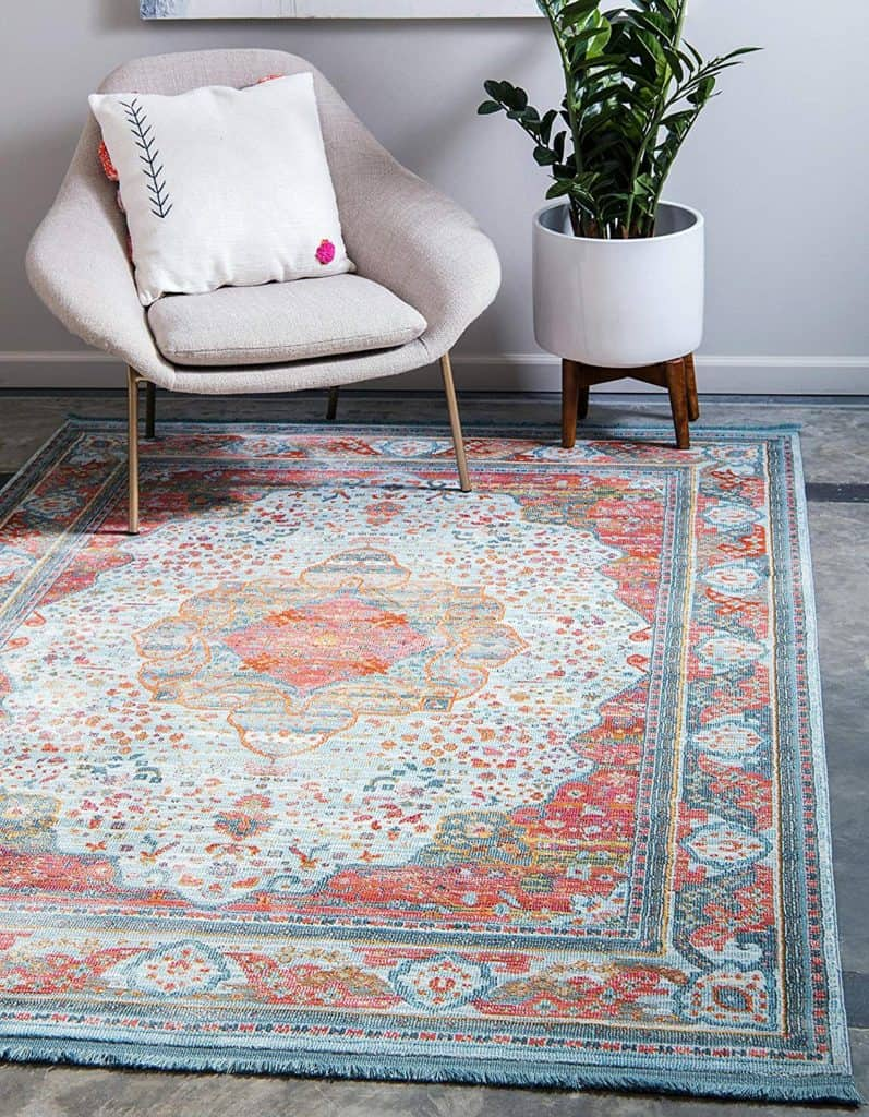 Vintage Rug - Amazon Home Decor Finds
