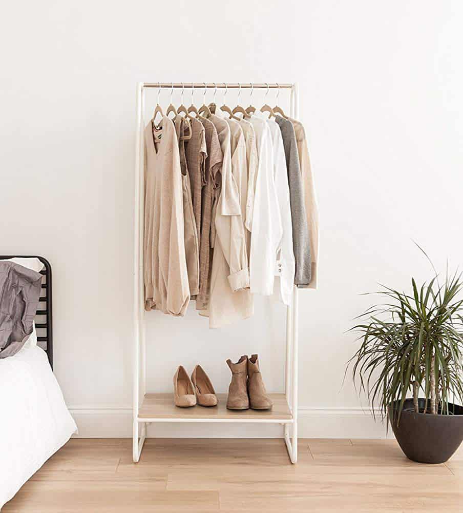 Clothing Garment Rack