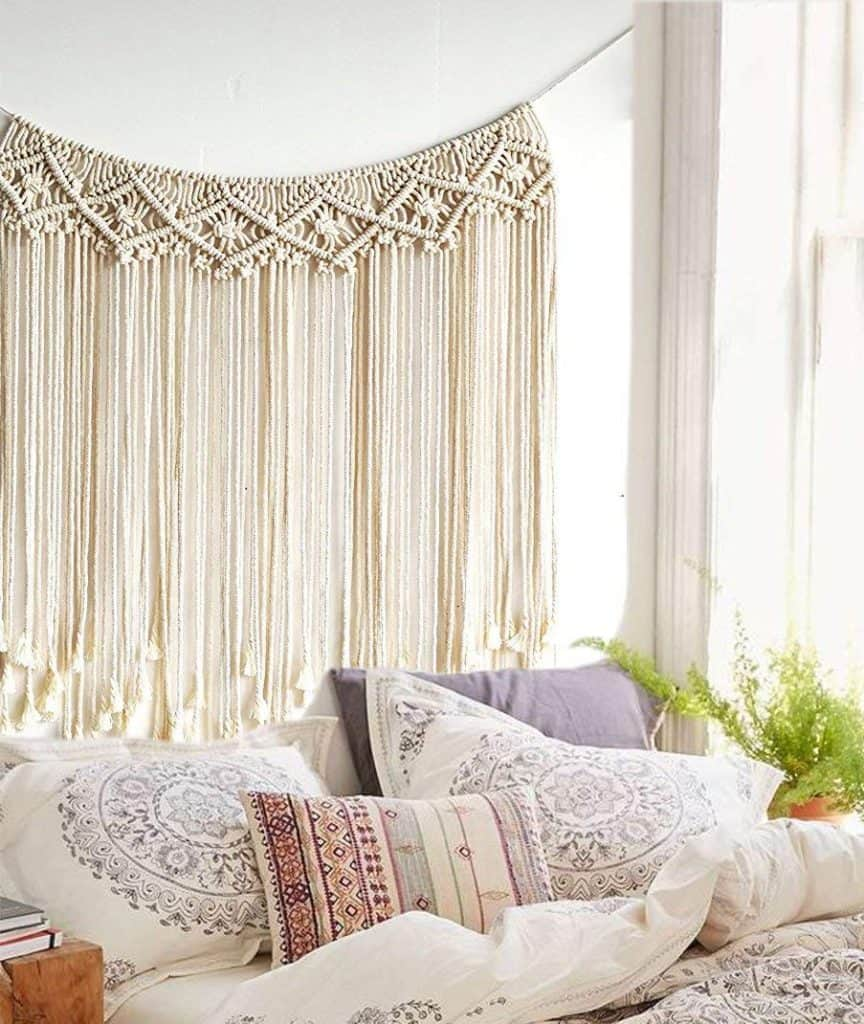 Macrame Wall Hanging - Amazon Finds