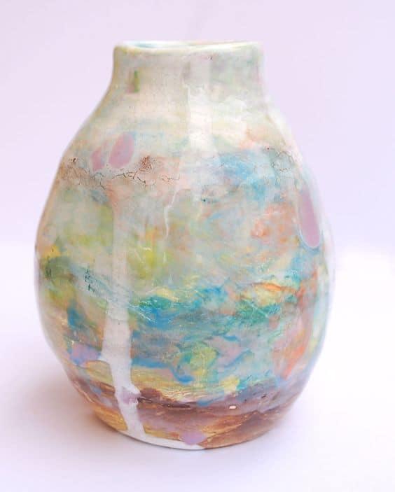 Esther Griffith Ceramic Vase
