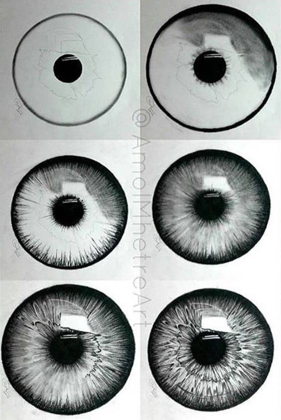 How to Draw Eyes - Things to Draw