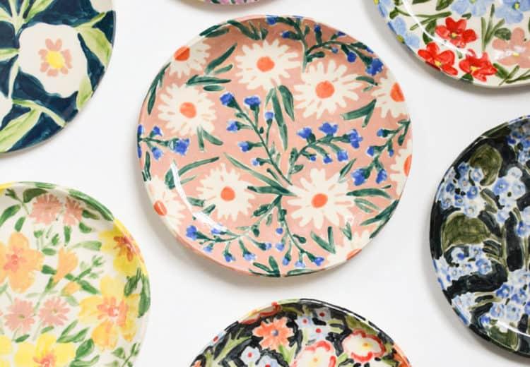 Goren Ceramic Plates - Ceramic Inspiration