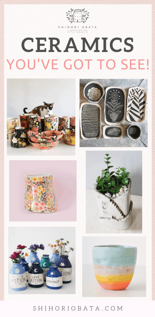 Inspiring Ceramics You've Got to See #ceramics