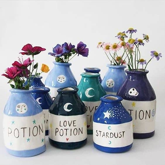 Potion Pottery Ceramics