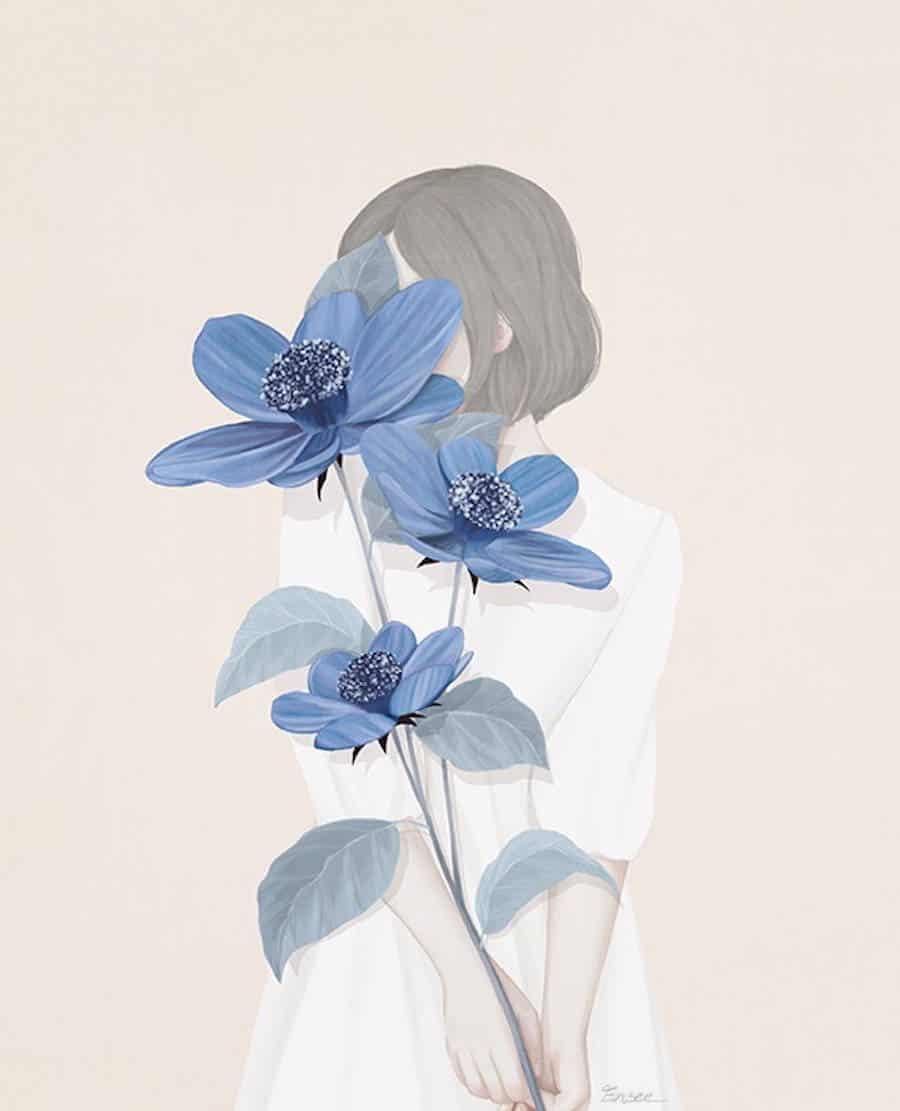 Mi Kyung Choi - Illustration Art