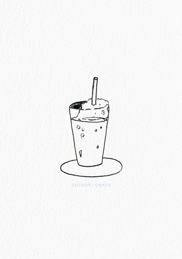 Coffee Drawing