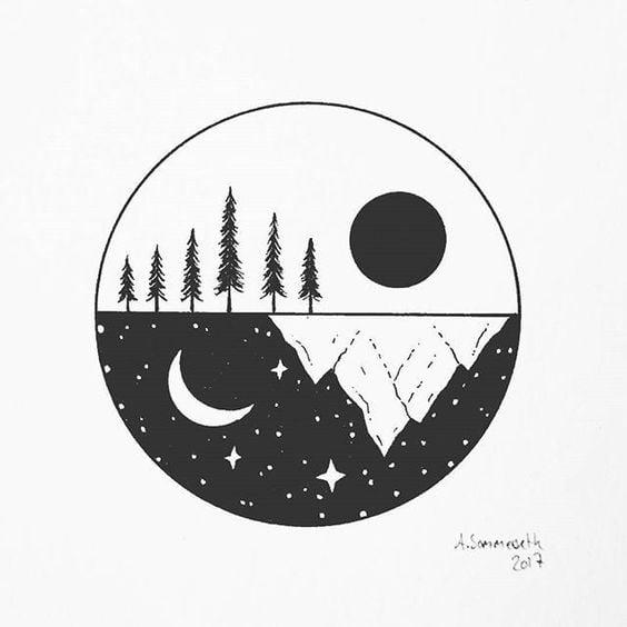 Doodle Ideas - Bujo Ideas
