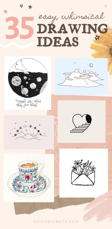 Art Drawings Ideas