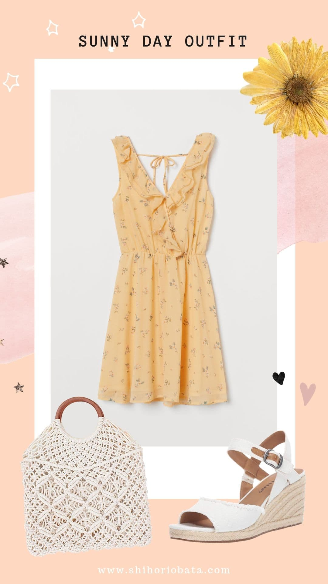 Sunny Day Summer Outfit Ideas