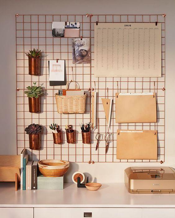 Office or Craft Room Organization