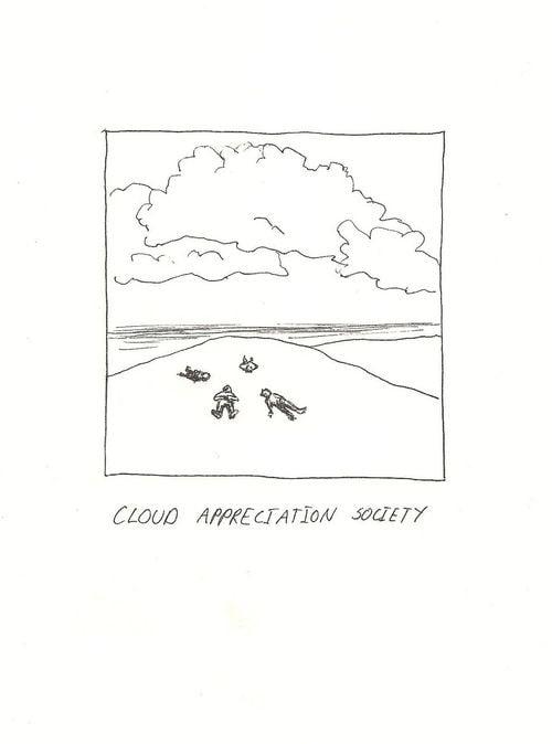 Cloud Drawing Idea