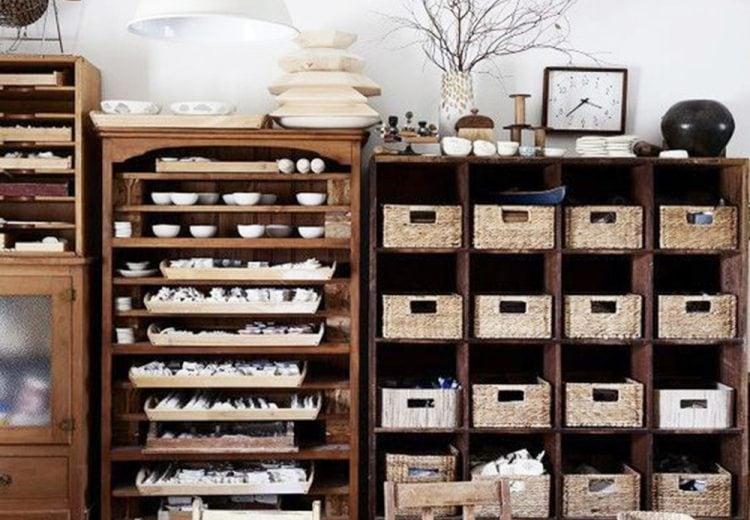 Office - Craft Room Organization Ideas