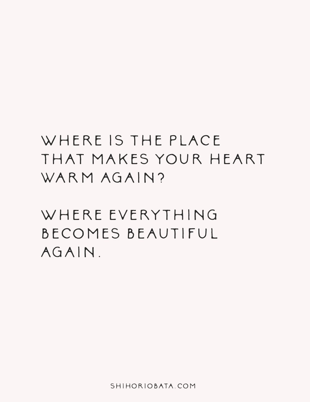 Finding Happiness Quote - Quotes about life