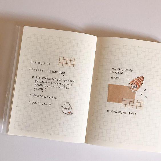 Minimalist Bullet Journal Ideas