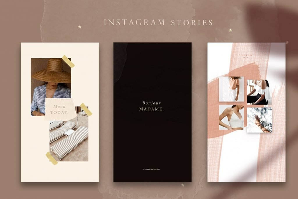 Instagram Stories Ideas