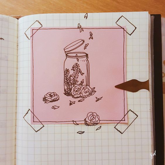 Drawing Ideas Journal