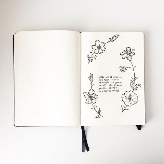 Drawing Ideas with Quotes