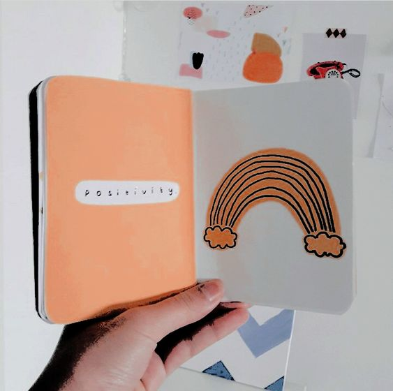 Simple Drawing Ideas Journal