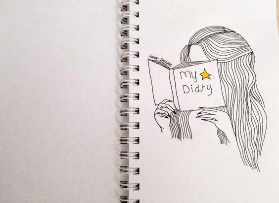 Drawing Ideas in Sketchbook
