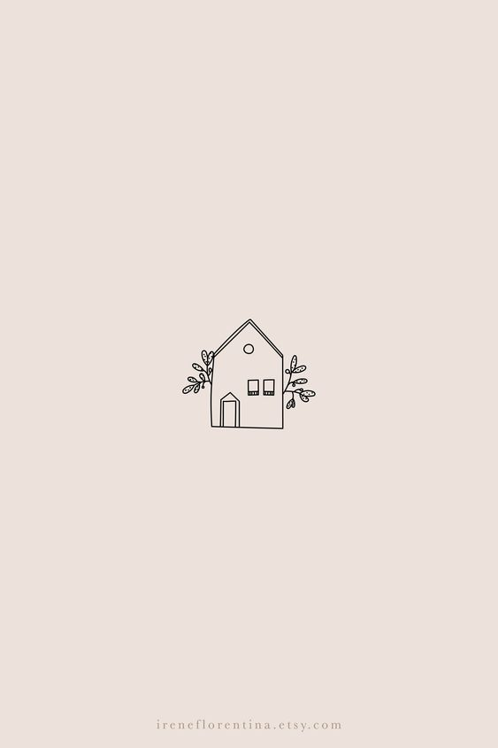 Cute House Doodle