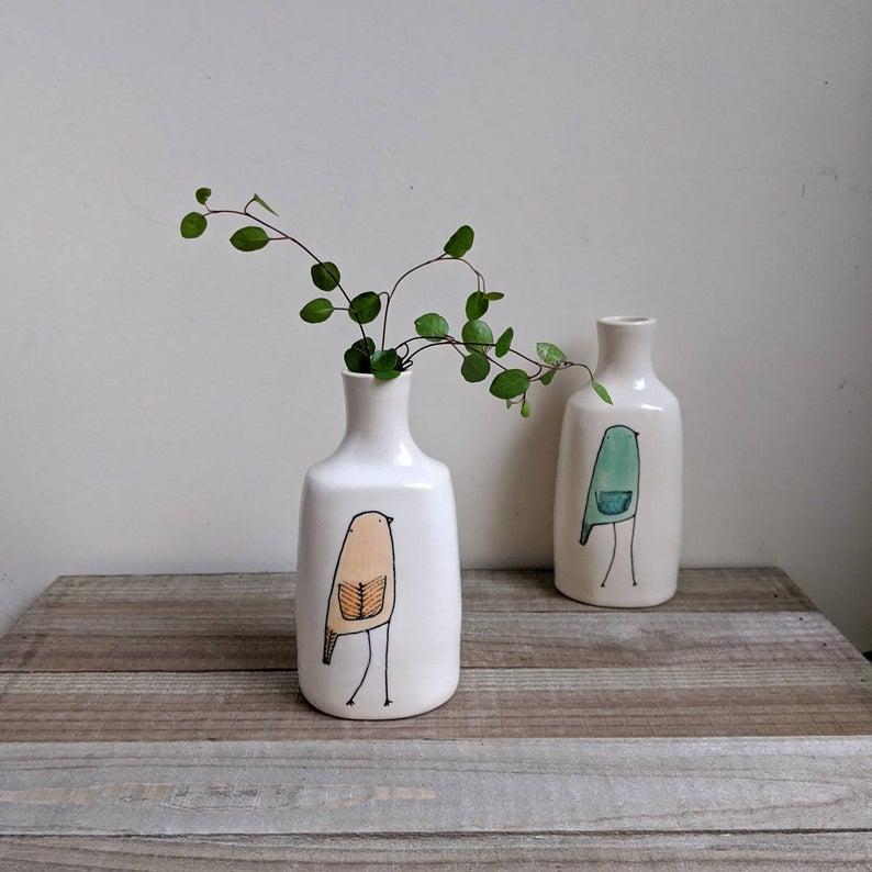 Etsy Vase for flowers