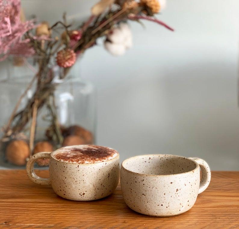 Ceramic Mugs for Cozy Home