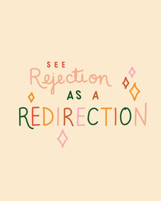 Quote about Rejection for Instagram