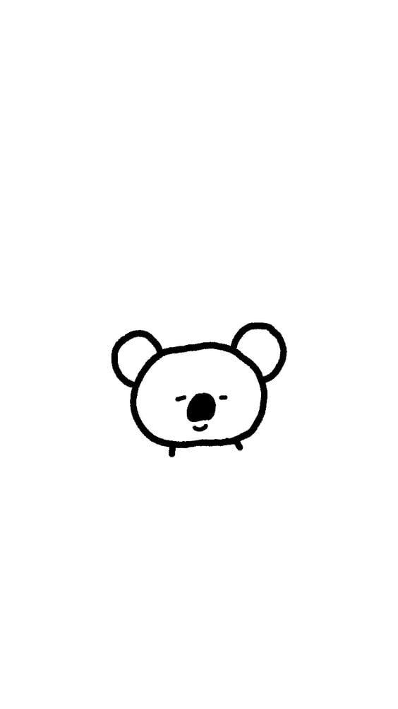 Animal Drawing idea Koala