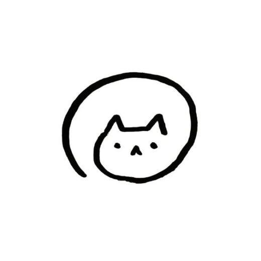Easy Drawing Idea cat