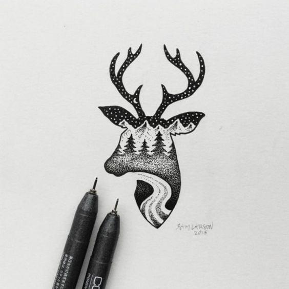 Animal Drawing Idea
