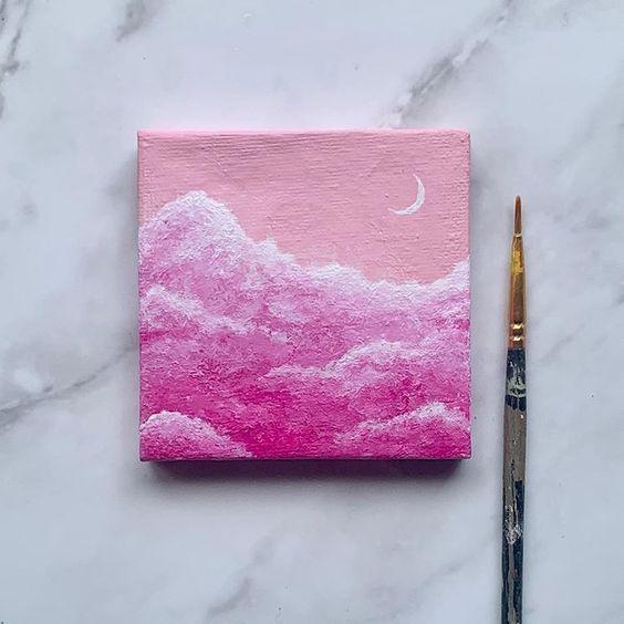 Easy Painting Idea on Canvas