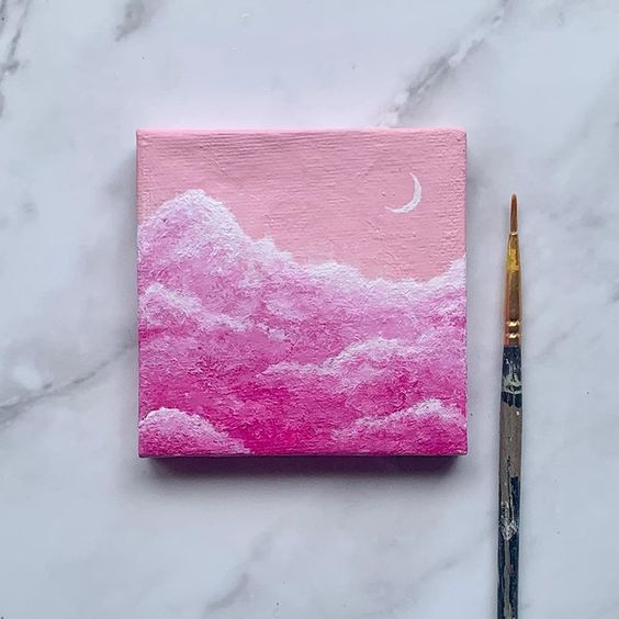 Easy Painting Idea on Canvas