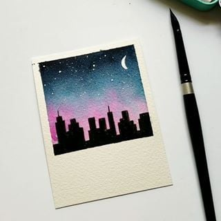 Easy Watercolor Art Ideas