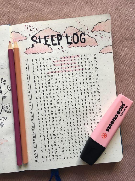 Easy Self Care Bullet Journal