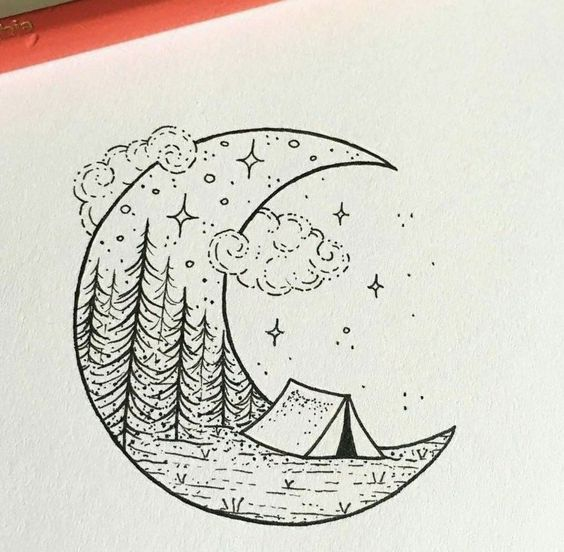 Cool Drawing ideas when bored