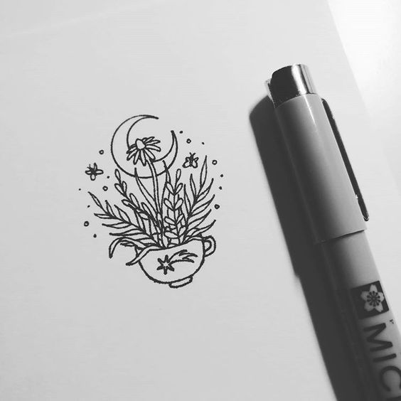 Cool Drawing Ideas when you are bored